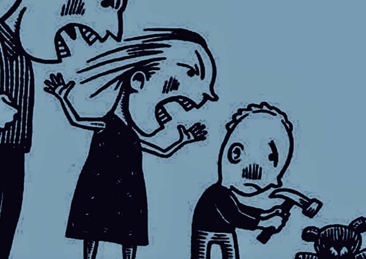 Токсичный родитель